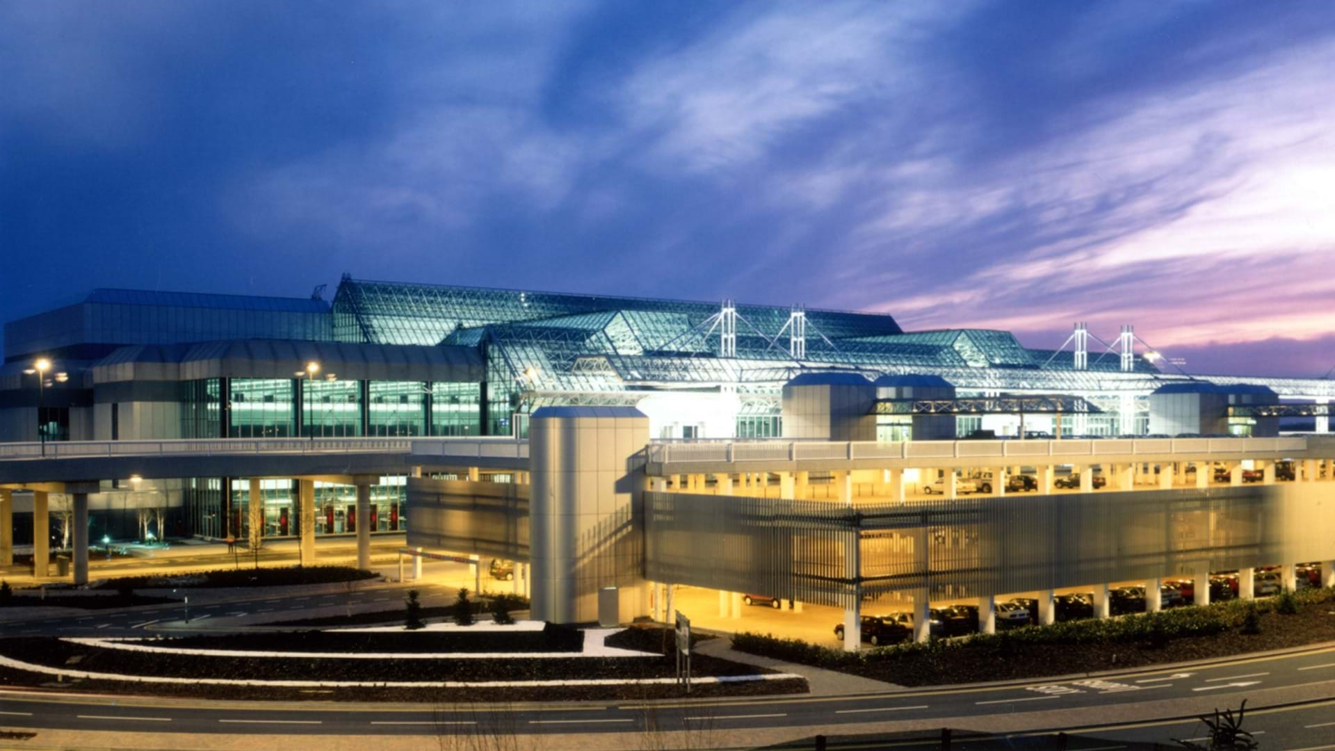 Manchester T2 Opened 1993 (1)
