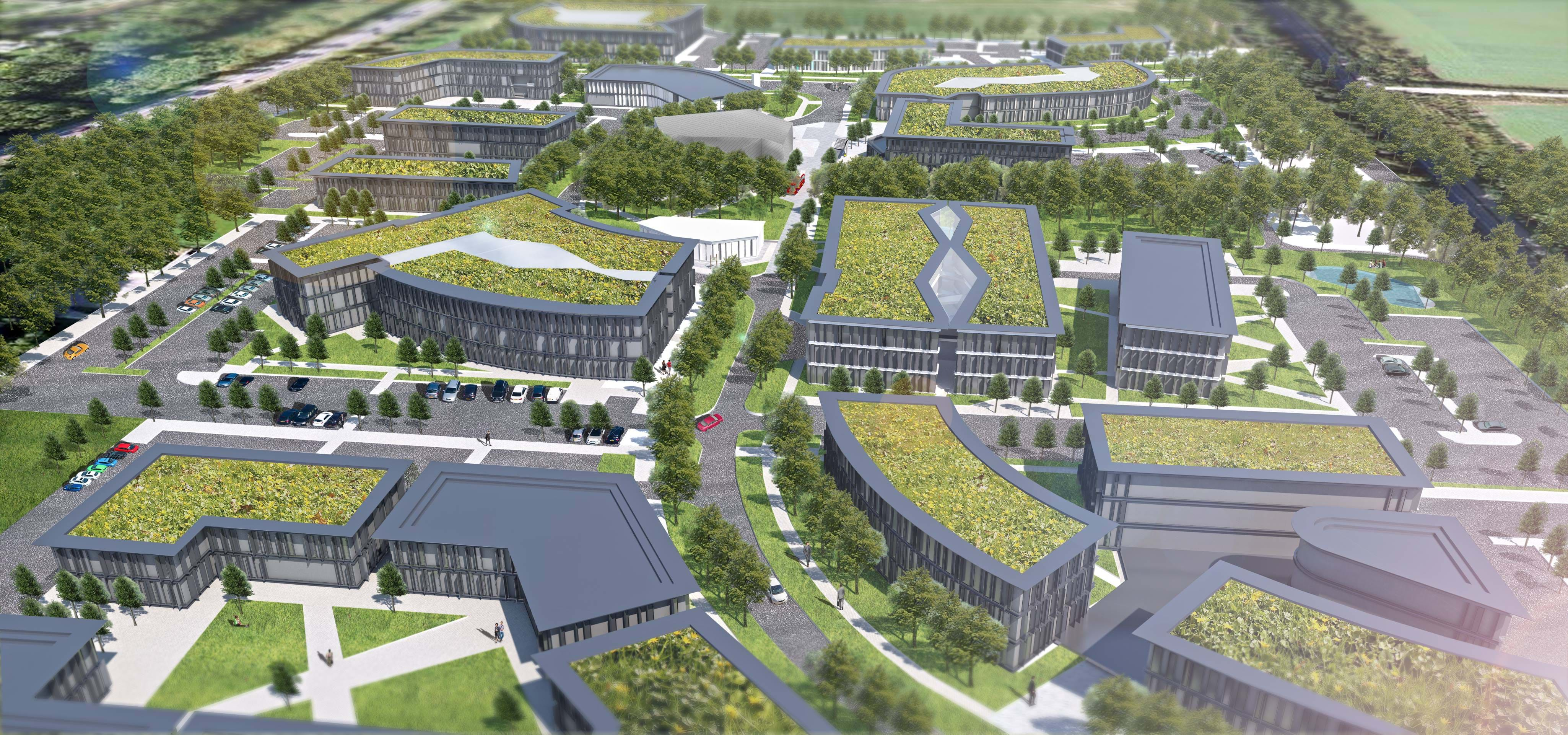 Harlow Science Park Masterplan