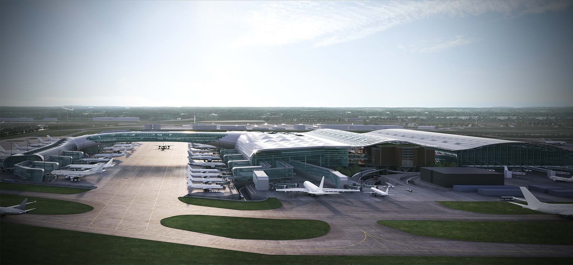 Heathrow West Concept 2